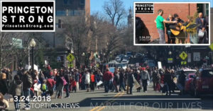 Columbine School Shooting Survivor Joe Redmond March For Our Lives Princeton Strong