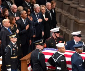The Funeral of former President George HW Bush 41