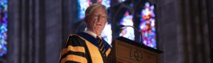 George Will to Princeton graduates: The antidote to the overabundance of anger in America is praise